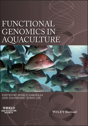 Functional Genomics in Aquaculture (1118350014) cover image