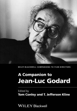 A Companion to Jean-Luc Godard (1118587014) cover image