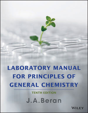 Laboratory Manual for Principles of General Chemistry, 10th