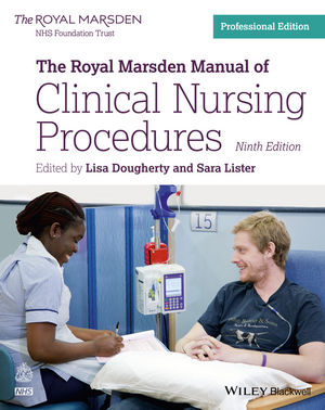 The Royal Marsden Manual of Clinical Nursing Procedures, 9th Edition, Professional Edition (1118745914) cover image