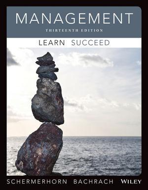 Management, Binder Ready Version, Thirteenth Edition Binder Ready Version
