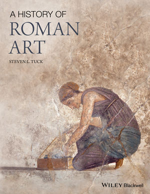 A History of Roman Art (1118885414) cover image