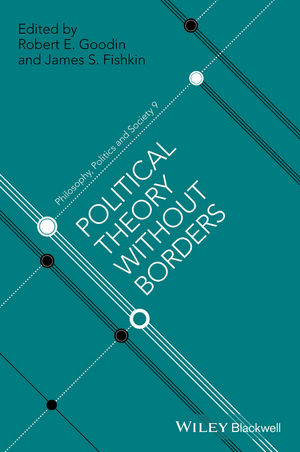 Political Theory Without Borders (1119110114) cover image