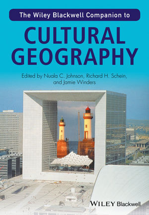 The Wiley-Blackwell Companion to Cultural Geography (1119250714) cover image