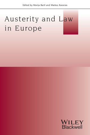 Austerity And Law In Europe (1119380014) cover image
