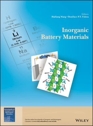 Inorganic Battery Materials