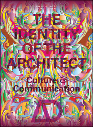 The Identity of the Architect: Culture and Communication