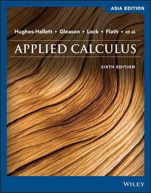 Applied Calculus,  6th Edition Asia Edition