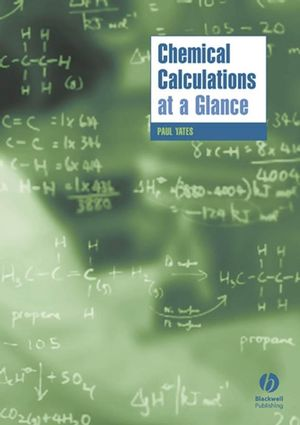 Chemical Calculations at a Glance (1405146214) cover image