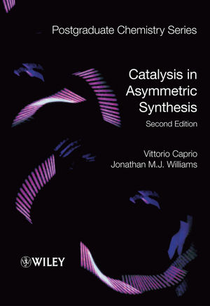 Catalysis in Asymmetric Synthesis, 2nd Edition (1405190914) cover image