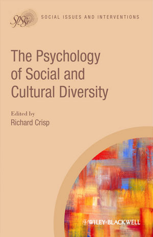 The Psychology of Social and Cultural Diversity (1405195614) cover image