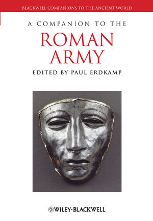 A Companion to the Roman Army (1444339214) cover image