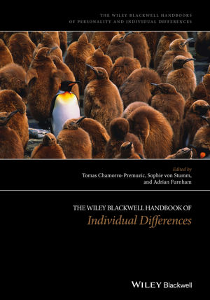 The Wiley-Blackwell Handbook of Individual Differences (1444343114) cover image