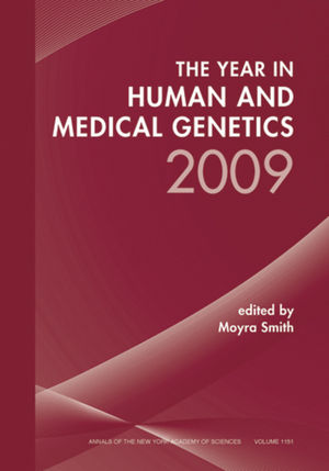 The Year in Human and Medical Genetics 2009