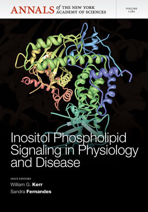 Inositol Phospholipid Signaling in Physiology and Disease, Volume 1280
