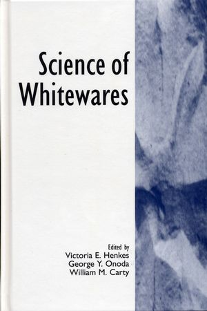 Science of Whitewares (1574980114) cover image