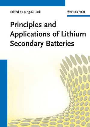 Principles and Applications of Lithium Secondary Batteries (3527331514) cover image