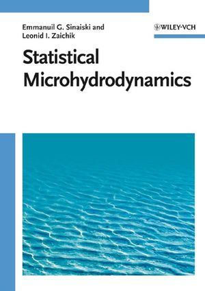 Statistical Microhydrodynamics (3527621814) cover image