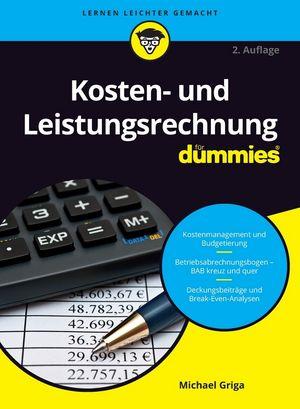 Kosten- und Leistungsrechnung für Dummies, 2. Auflage