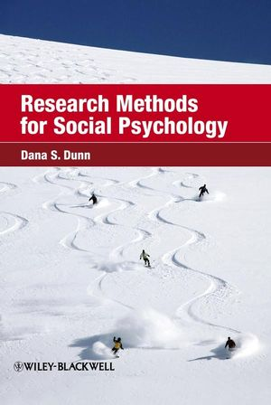 Research Methods for Social Psychology (EHEP001014) cover image
