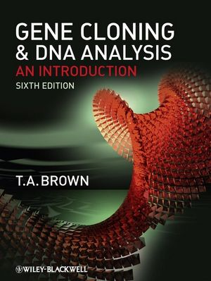 Gene Cloning and DNA Analysis: An Introduction, 6th Edition (EHEP002314) cover image