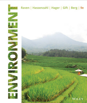 Environment, 9th Edition (EHEP003214) cover image