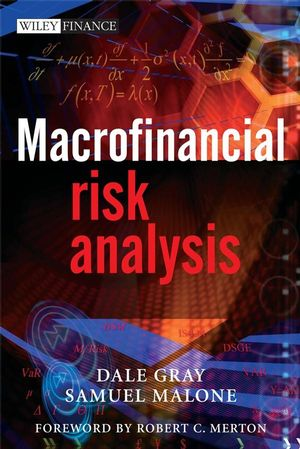 Macrofinancial Risk Analysis (0470058315) cover image
