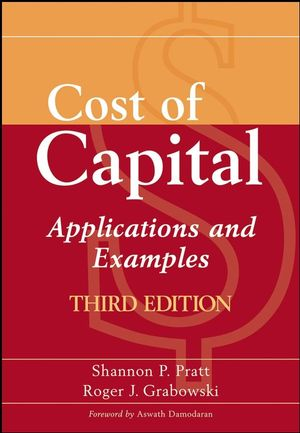 Cost of Capital, 3rd Edition