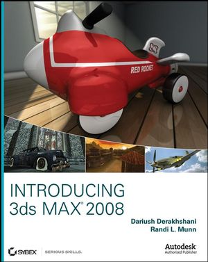 Introducing 3ds Max 2008 (0470288515) cover image