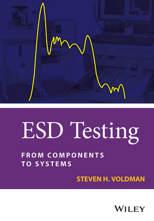 ESD Testing: From Components to Systems (0470511915) cover image