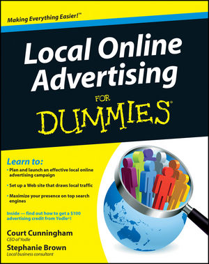 Local Online Advertising For Dummies (0470637315) cover image