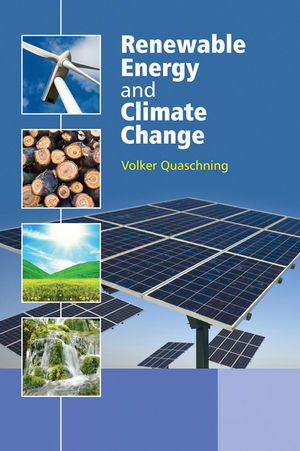 Renewable Energy and Climate Change (0470686715) cover image