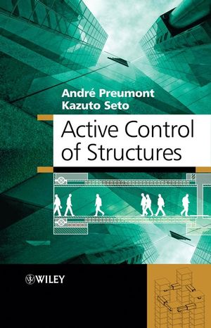 Active Control of Structures (0470715715) cover image