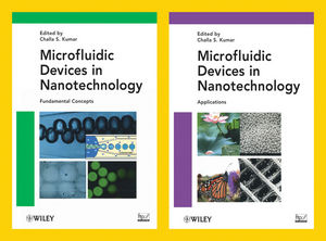 Microfluidic Devices in Nanotechnology Handbook, 2 Volume Set