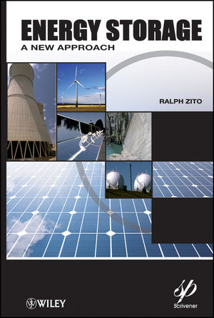 Energy Storage: A New Approach (0470922915) cover image