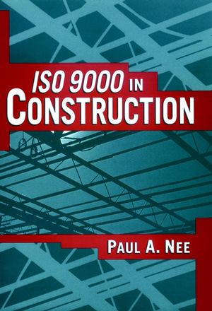 ISO 9000 in Construction (0471121215) cover image