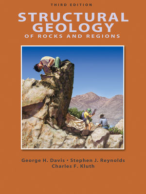 Book Cover Image for Structural Geology of Rocks and Regions, 3rd Edition
