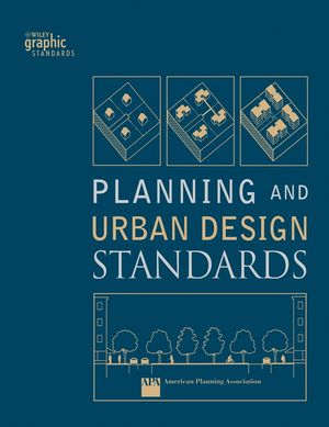 Planning and Urban Design Standards (0471475815) cover image