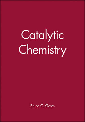 Catalytic Chemistry (0471517615) cover image