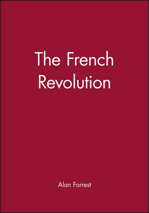 The French Revolution (0631183515) cover image