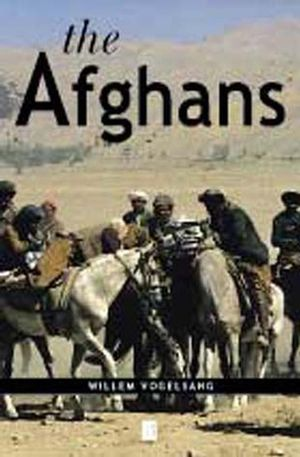 The Afghans (0631198415) cover image