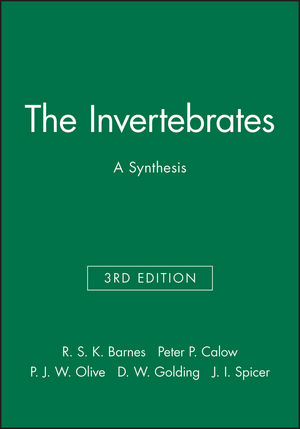 The Invertebrates: A Synthesis, 3rd Edition