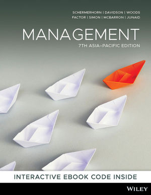 Management, 7th Asia-Pacific Edition