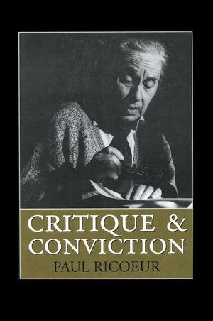 Critique and Conviction: Conversations with Francois Azouvi and Marc de Launay