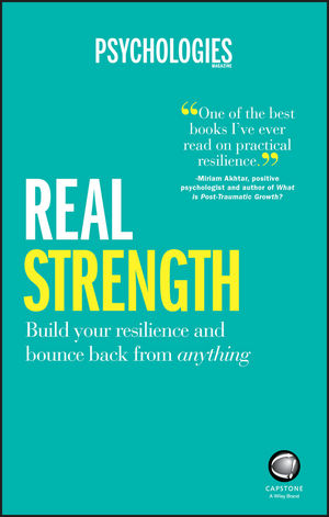 Real Strength: Build Your Resilience and Bounce Back from Anything (0857086715) cover image