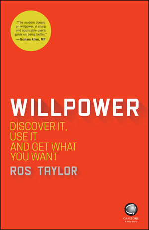 Willpower: Discover It, Use It and Get What You Want (0857087215) cover image