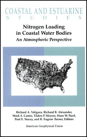 Nitrogen Loading in Coastal Water Bodies: An Atmospheric Perspective (0875902715) cover image