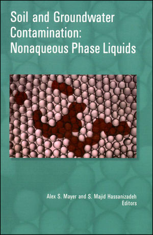 Soil and Groundwater Contamination: Nonaqueous Phase Liquids (0875903215) cover image