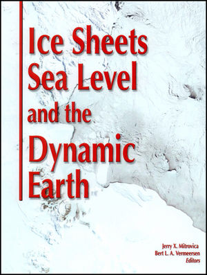 Ice Sheets, Sea Level and the Dynamic Earth, Volume 29 (0875905315) cover image