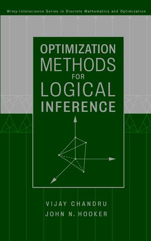 Optimization Methods for Logical Inference (1118031415) cover image